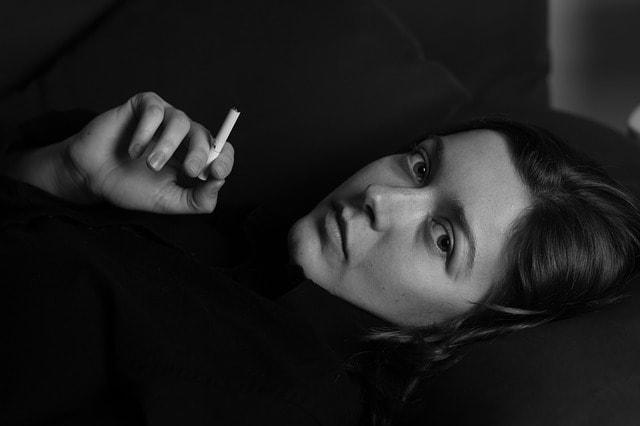 NG度50%:お酒や喫煙の写真
