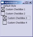 [fig]WPF版CheckBoxのカスタマイズ