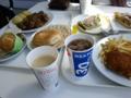 IKEAで昼食。イギリスを思い出す味の数々…