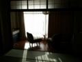 西浦温泉のホテルにチェックイン。部屋広くて見晴らしいい部屋!