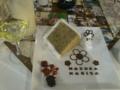 マミさんのケーキセット、ゼリー、ドリンクでマミさんフルコース