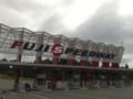 富士スピードウェイなう。今日はカートコースでママチャリ耐久レー
