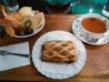 アキバでお茶。フルーツうっめぇー