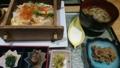 新潟のショップでお昼。うめぇ