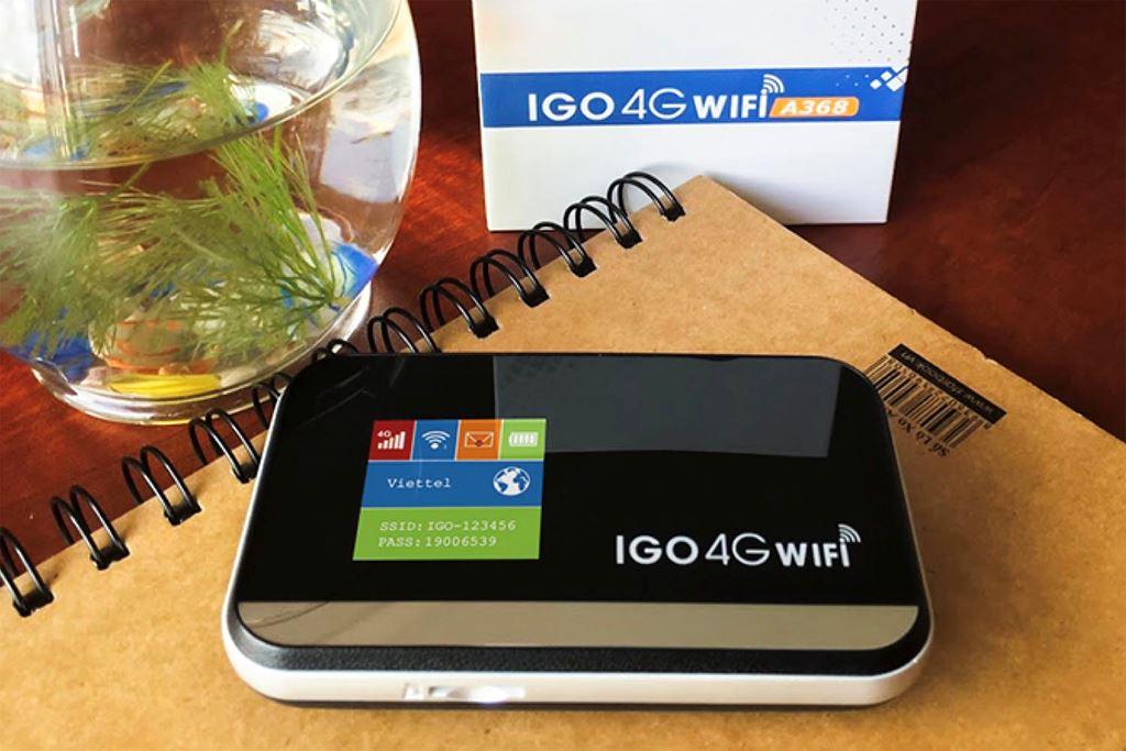 Hướng dẫn chọn mua bộ phát wifi IGO A368