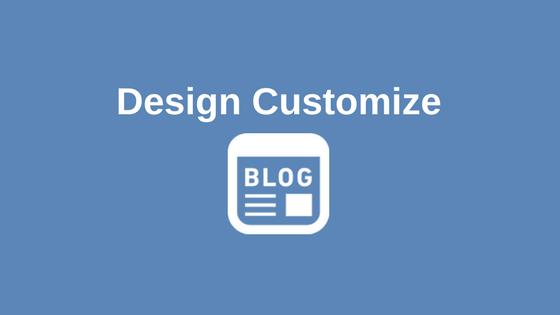 はてなブログ_デザイン_カスタマイズ