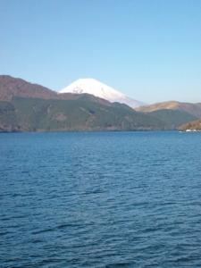 芦ノ湖&富士山