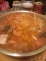 キムチ鍋(マイルド)