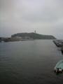 江の島なう。