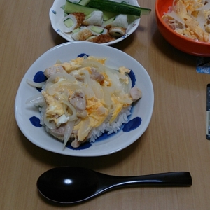 親子丼の画像 p1_10