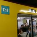 黄色い銀座線!