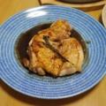 チキンのバルサミコソテー