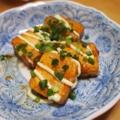豆腐の照りマヨ