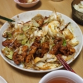 回鍋肉(美しくない…)