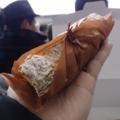 リンクおやつ(金谷ホテルのキャラメルコルネ)