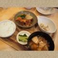 5/2 角煮定食