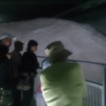 雪室見学は申込制