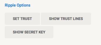 秘密鍵画面