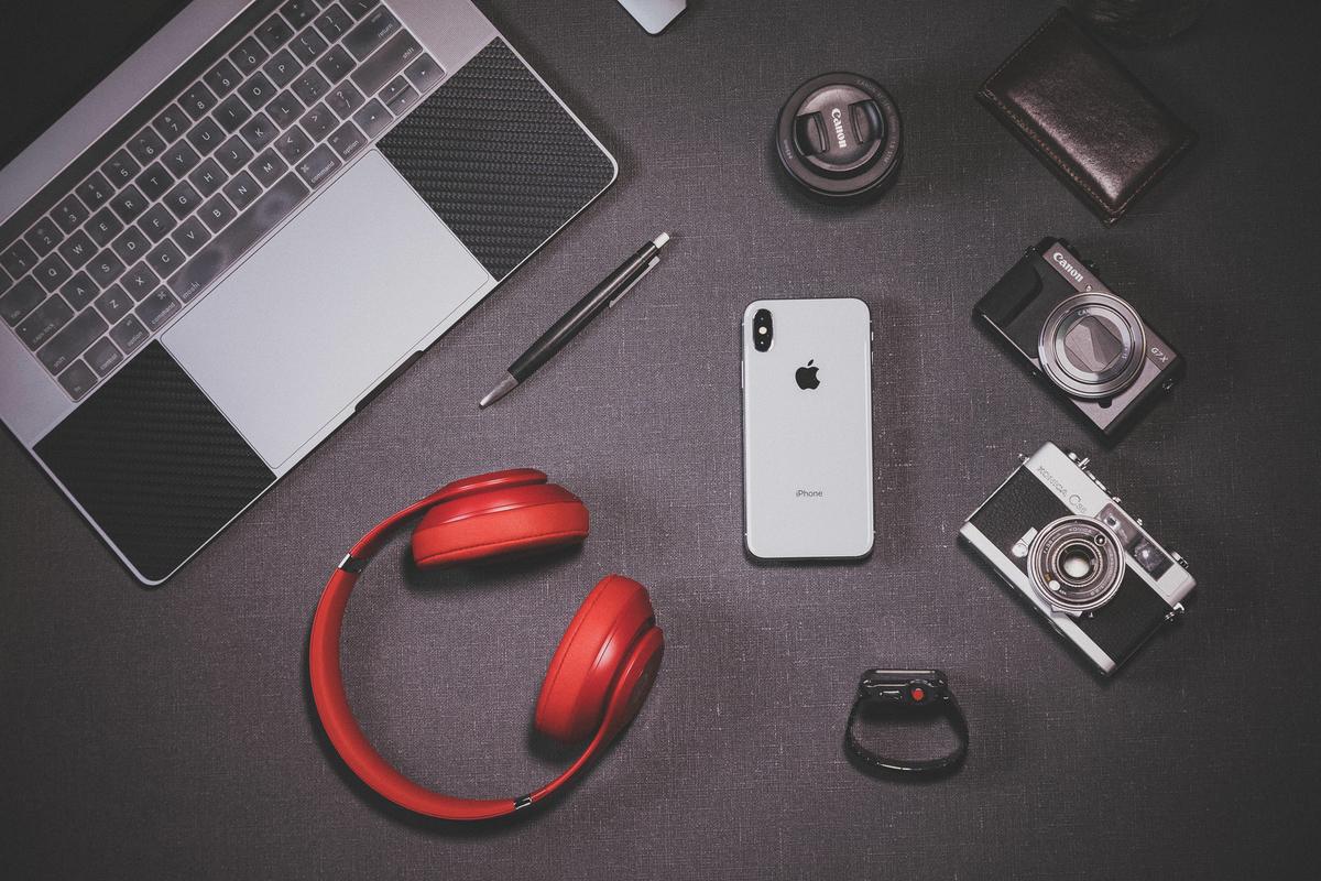 Apple製品とガジェット