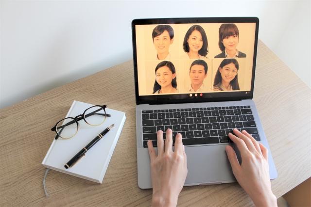 オンライン会議のマナー