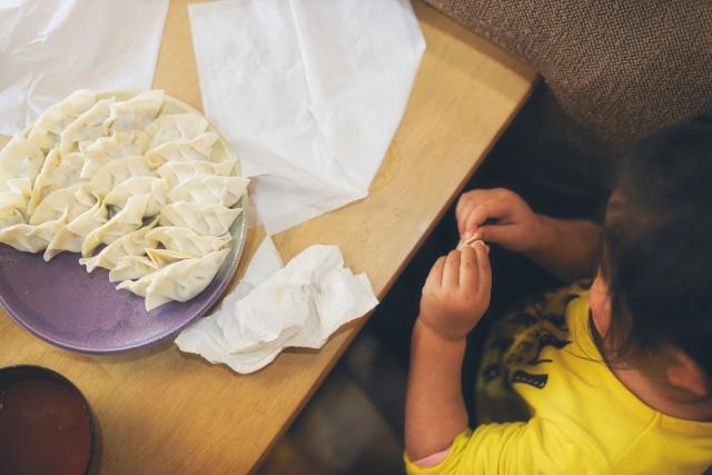 子供と料理するおススメメニュー