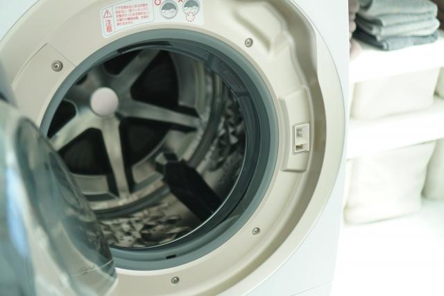 洗濯槽掃除