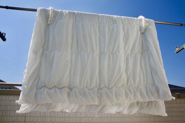 布団カバー洗濯