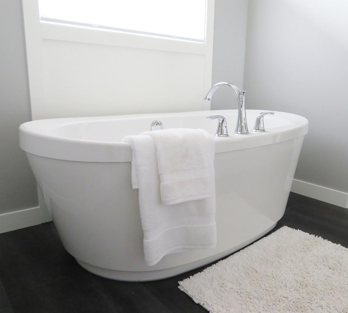 半身浴の方法