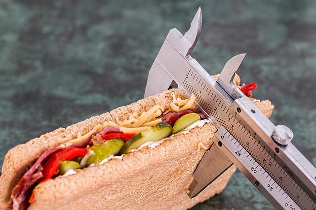痩せるには食い物を減らすしかねえ!