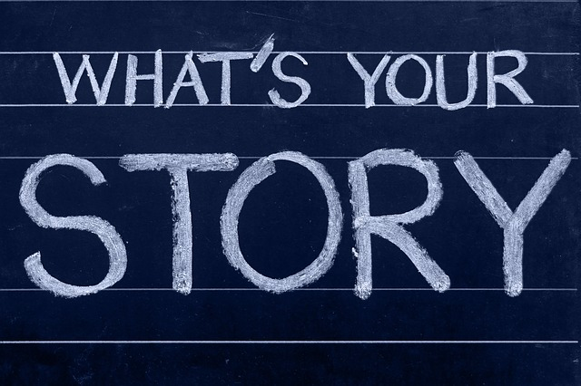 あなたの物語はなんですか?
