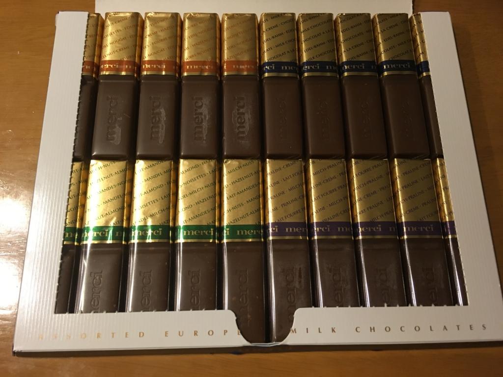 メルシーチョコレート