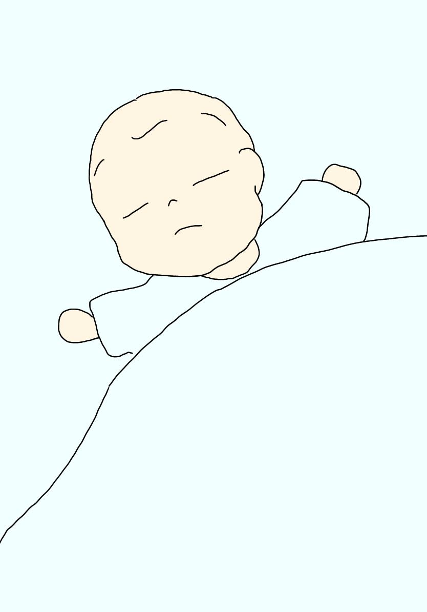 桃さんの赤ちゃん