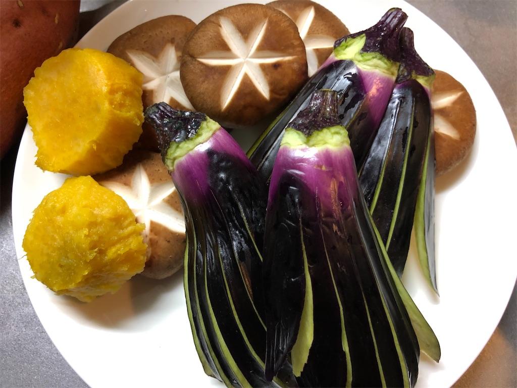 天ぷらにする野菜