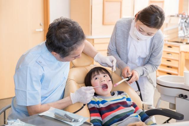歯科矯正 小児