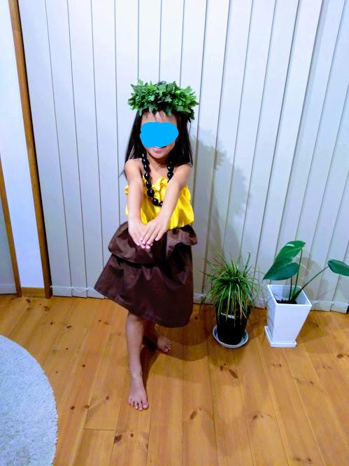 フラダンス子供の習い事