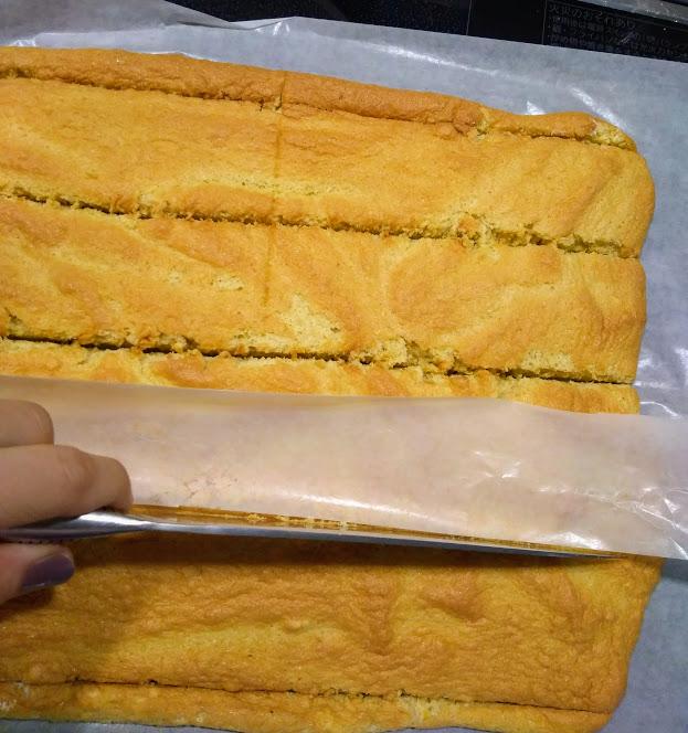 簡単ケーキの作り方