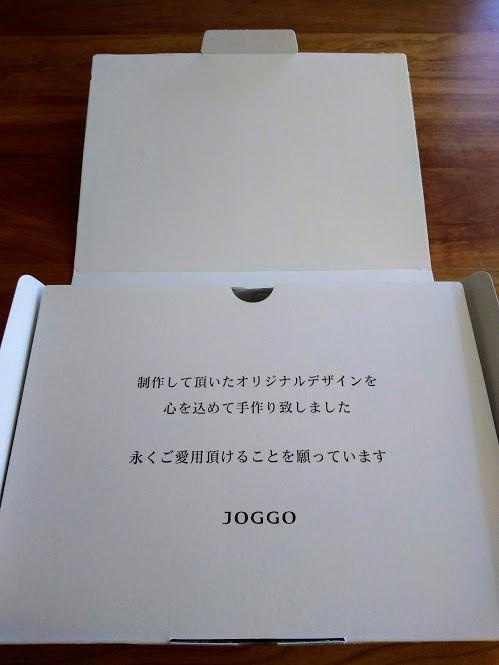 JOGGO財布レビュー