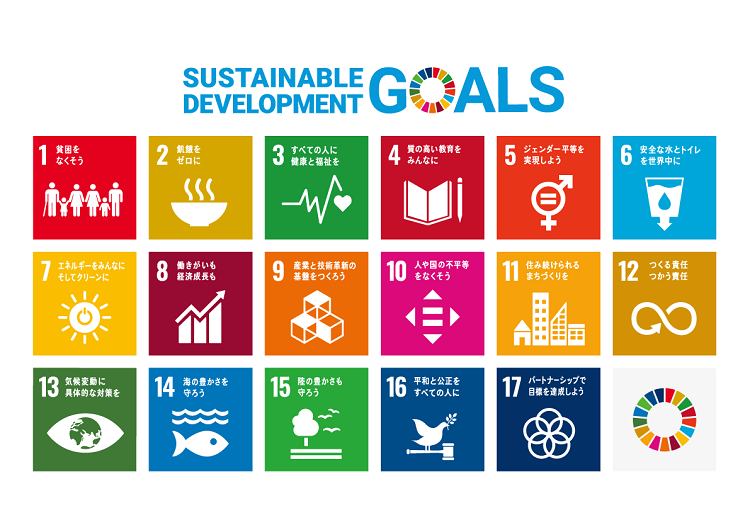 SDGs 国連ロゴ