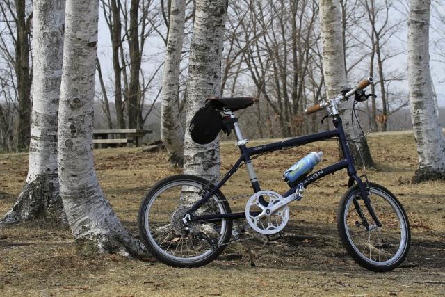 ミニベロ 折りたたみ自転車