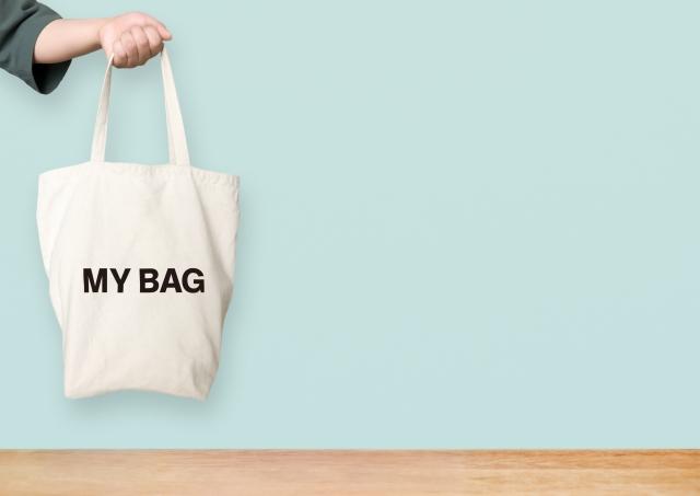 レジ袋 マイバッグ