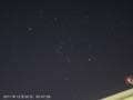 [オリオン座]2011/12/30