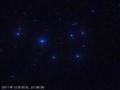 [プレアデス星団]2011/12/30