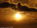 [日の出]2012/11/13