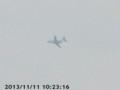 [飛行機]2013/11/11