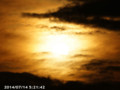 [日の出]2014/07/14