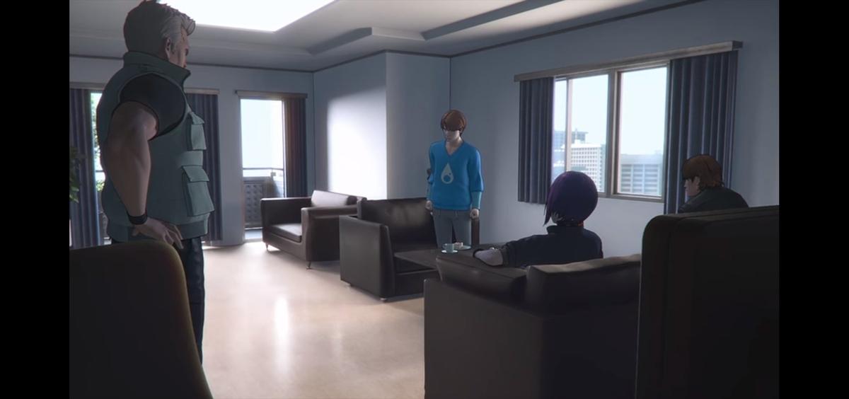 一般家庭の一室
