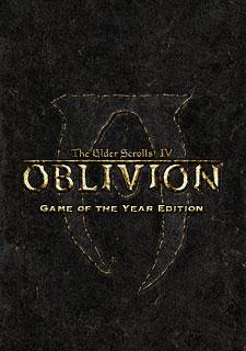 Oblivionのパッケージ写真