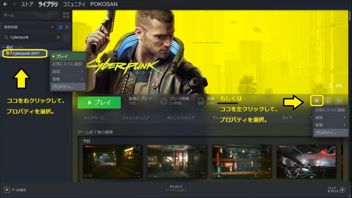 Steam ライブラリ画像
