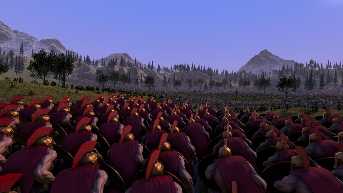 300人のスパルタ兵VS10万人のペルシャ兵2