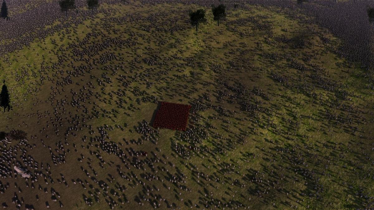 300人のスパルタ兵VS10万人のペルシャ兵3